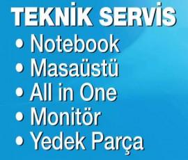 Profesyonel Teknik Servis Hizmeti